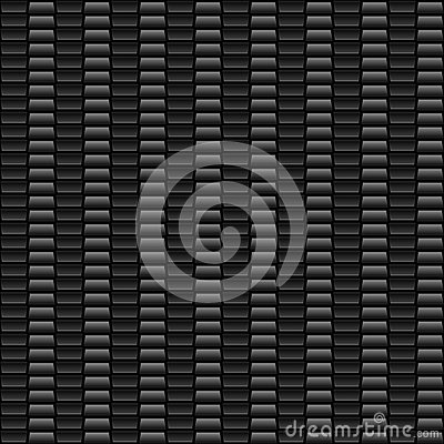 Seamless Gray Carbon Fiber