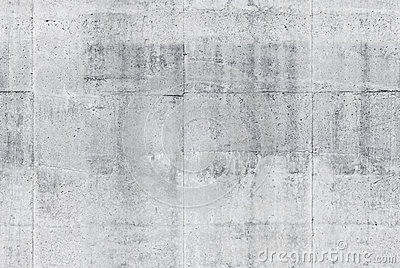 Seamless gray concrete wall background texture