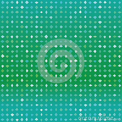 Free Seamless Green Vector Pattern With Random Shapes Stock Image - 28473511