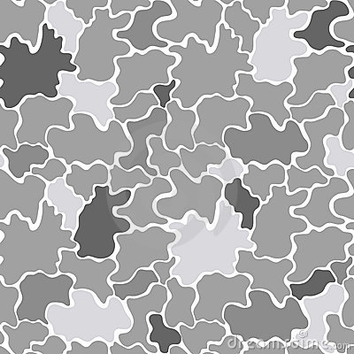 Seamless grey pattern