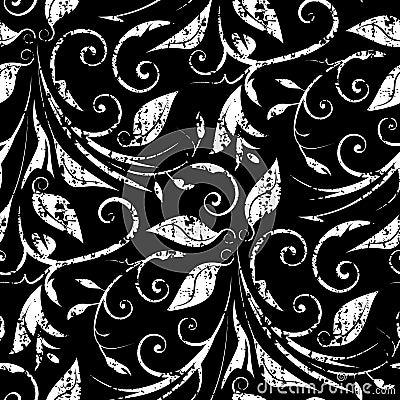 Seamless Grungy Wallpaper