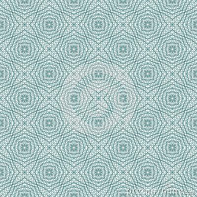 Seamless guilloche background