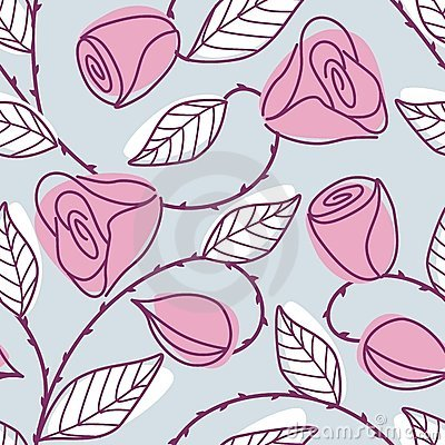 The pictures for Easy Floral Patterns To Draw