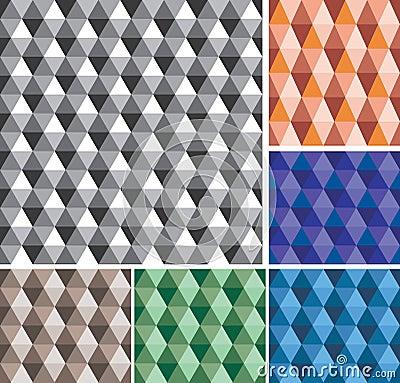Seamless hexagon