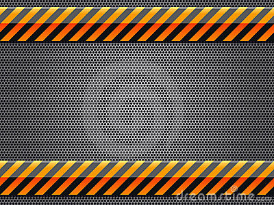 Seamless industrial pattern