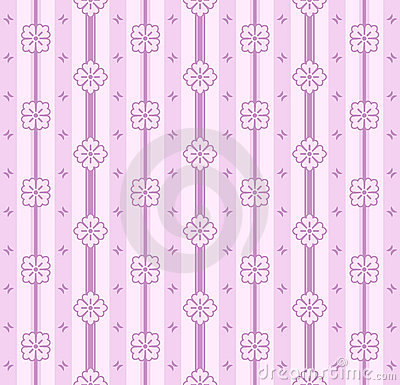 Seamless interior pattern