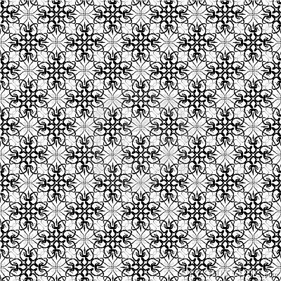 Seamless lace ornament wallpaper