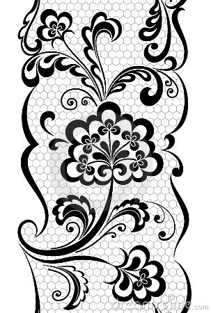 Seamless Lace Pattern Royalty Free Stock Photography Image 21107057