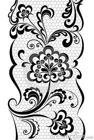 Free Seamless Lace Pattern Royalty Free Stock Photography - 21107057