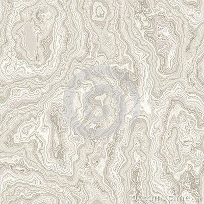 Seamless Light Brown Marble Generated Texture Royalty Free