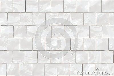 Seamless marble tiles
