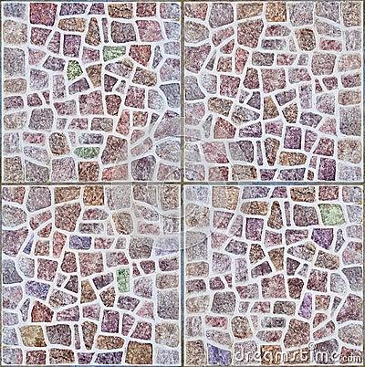 Seamless Marble Tile