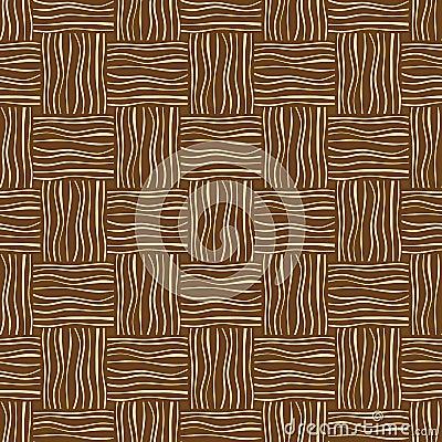 Seamless mat