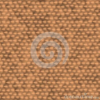 Seamless metal brush texture