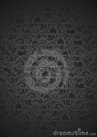 Free Seamless Metallic Pattern Stock Image - 7495141