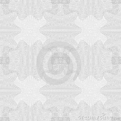 Seamless monetary pattern