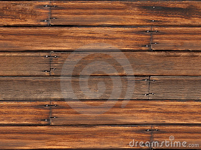Seamless Old Wood Plank Background