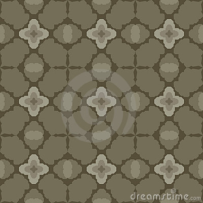 Seamless olive matrix pattern _2