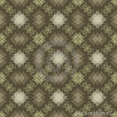 Seamless olive matrix pattern _4