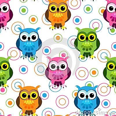 Seamless owlmodell