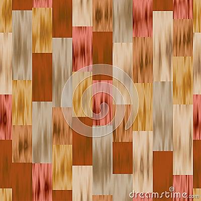 Seamless parquet pattern
