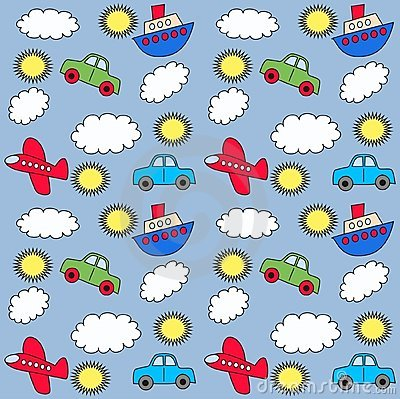 Free Seamless Pattern Royalty Free Stock Photography - 20671417