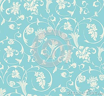Free Seamless Pattern. Stock Image - 8636321