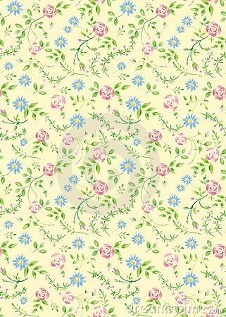 Seamless pattern A008