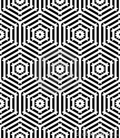 Seamless pattern with geometric texture.