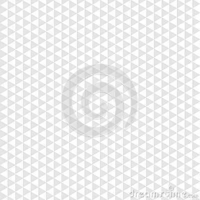 Free Seamless Pattern Gray Triangle On White Background Royalty Free Stock Photography - 52244827