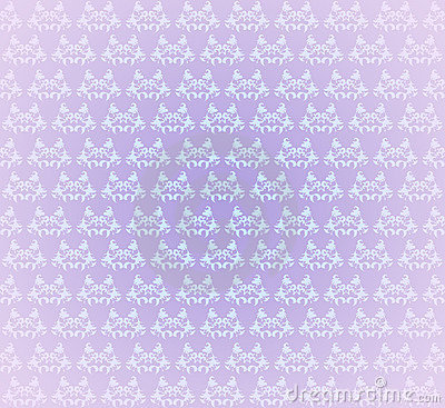 Seamless pattern light purple drawings