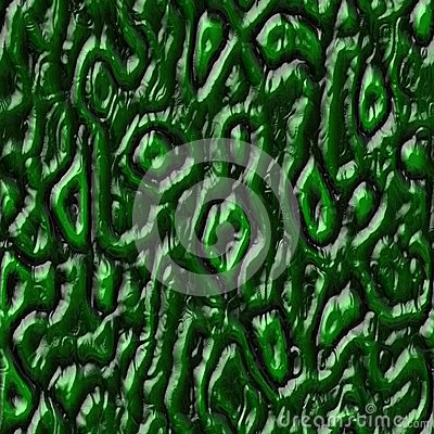 Free Seamless Pattern Of Green Sci-fi Skin Alien Royalty Free Stock Photography - 64003047