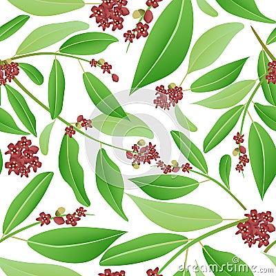 Free Seamless Pattern Sandalwood Stock Photos - 76971843