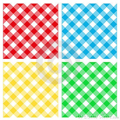 Seamless pattern - table cloth
