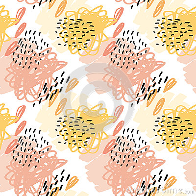 Free Seamless Pattern Wallpaper. Stock Photo - 67498240