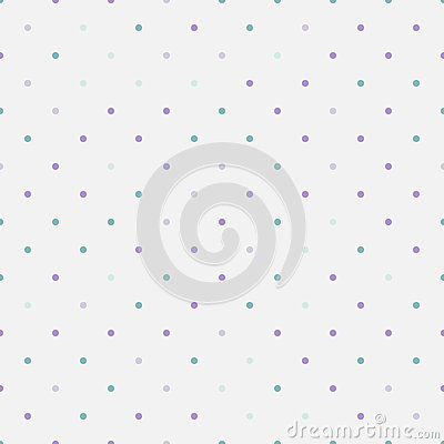 Free Seamless Pattern With Colorful Pastel Polka Dots Stock Photography - 56433252