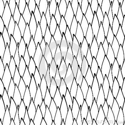 Free Seamless Pattern With Scale Tiling Texture Royalty Free Stock Photos - 43237728