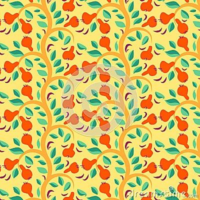Seamless pears