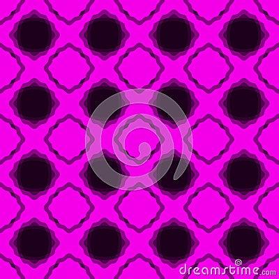 Free Seamless Pink Lacy Diamonds Backgound Pattern Stock Image - 35251901