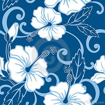 Free Seamless Polynesian Dream Pattern Stock Images - 17113074