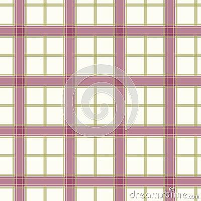 Seamless purple checked pattern