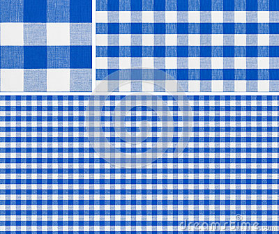 Seamless red picnic table cloth pattern