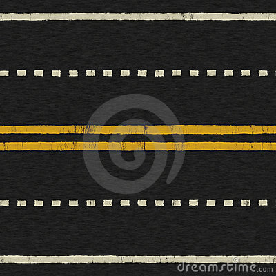 Seamless Road Background Texture