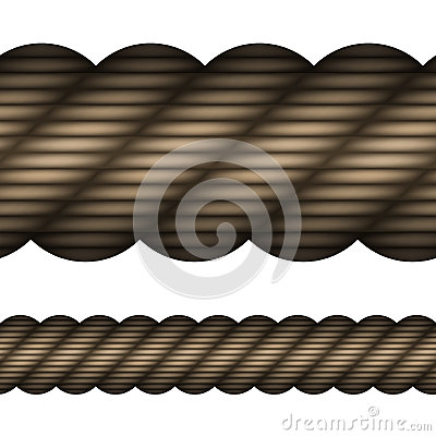 Seamless rope