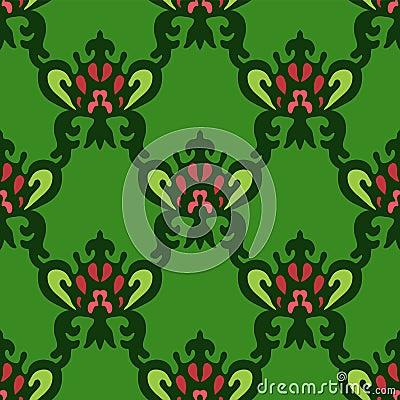 Seamless Royal Vector Pattern