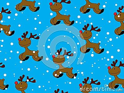 Seamless Rudolph