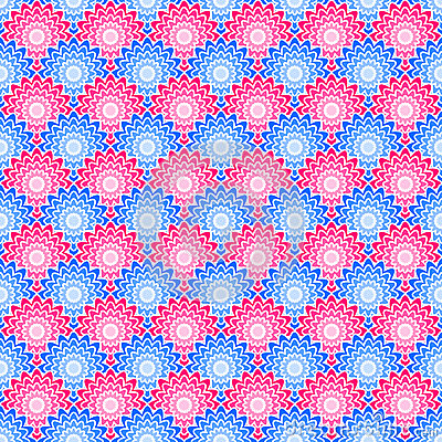 Seamless Scales Pattern