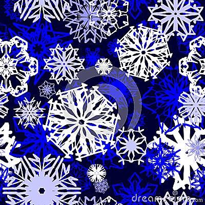 snowflake wallpaper hd. SEAMLESS SNOWFLAKE WALLPAPER