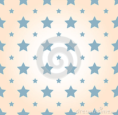 Seamless star background