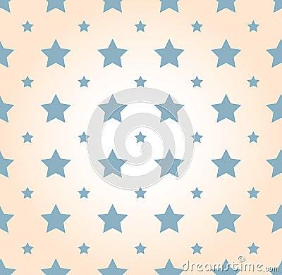 Seamless star background